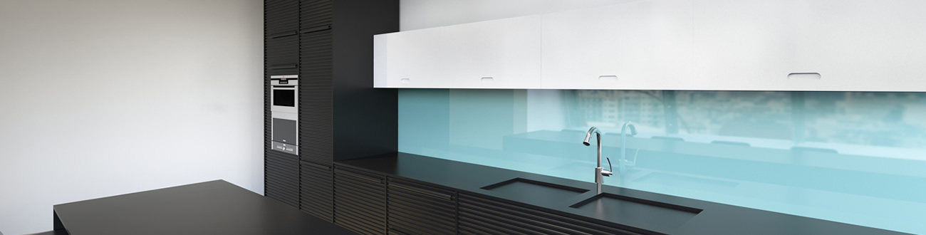 Looking for made to measure<br/>coloured splashbacks?